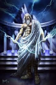 Full body Zeus