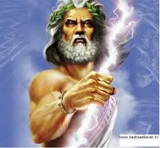 Zeus head