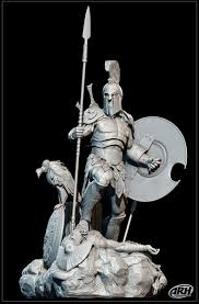 ares statue