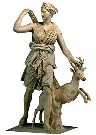 Artemis Greek Mythology