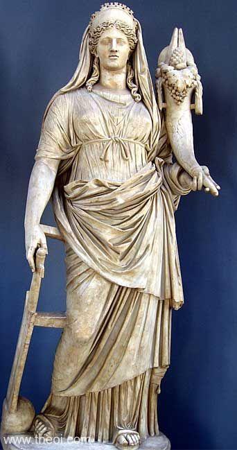 Demeter Greek Mythology