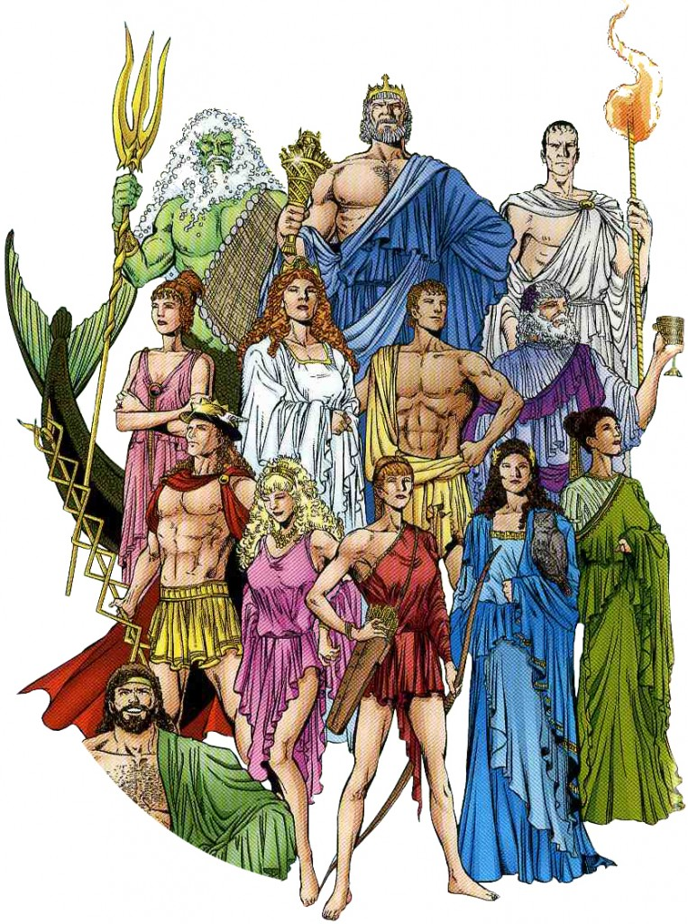 gods compares greek and roman gods essay Free college essay a comparison of greek and norse mythology hundreds of years ago people did not have the technology to explain different forces of nature they created gods, each.