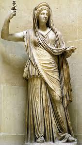 hera statue