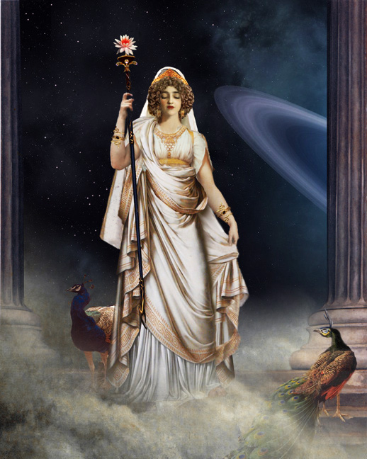 Hera Greek Mythology