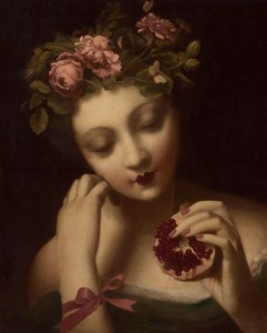 persephone and pomegranate