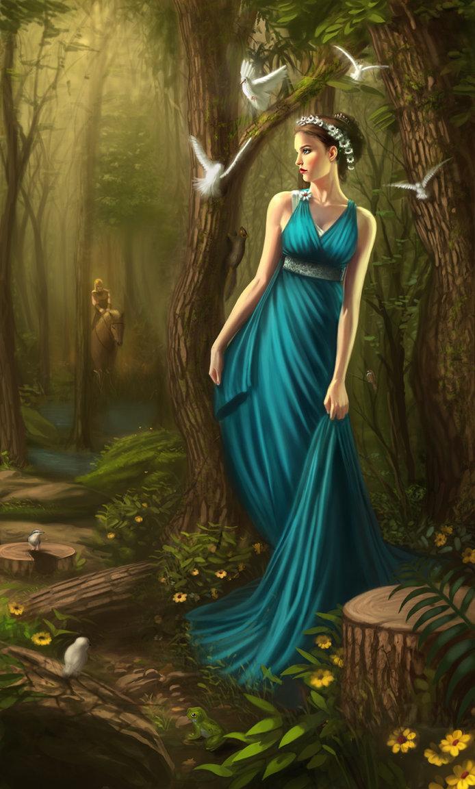 Persephone The Pomegranate Seeds Greek Mythology